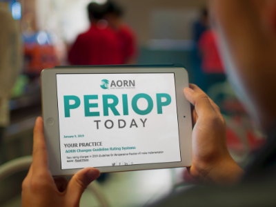 AORN Periop Today Newsletter