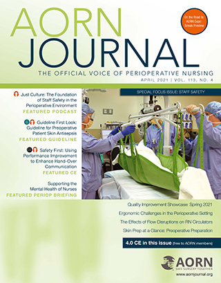 April Journal Issue