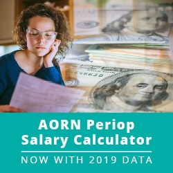 AORN Periop Salary Calculator