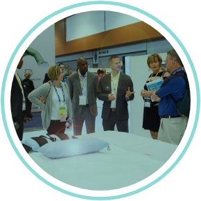 Meet exhibitors at the premier surgical technology and products conference