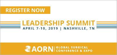 AORN Leadership Summit 2019